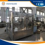 Machine de remplissage aérée carbonatée de boisson