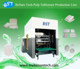 De alta calidad de salida de pulpa de papel desechable máquina de vajilla