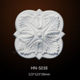 Decoratief Pu Mouldings voor Furniture Pu Ornament Applique hn-S038