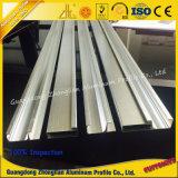 Punho de alumínio anodizado OEM do perfil da extrusão para o gabinete ou a porta de cozinha