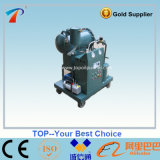 Машина фильтра для масла индуктора масла трансформатора изолируя масла взаимная (ZY)