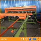 鋼鉄網の塀のパネルの溶接機