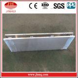 Matériau ignifuge et imperméable à l'eau de panneau de construction