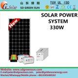 330W立場のホーム使用のための太陽エネルギーシステムだけ