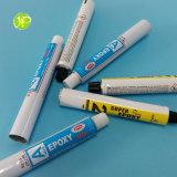 Tubes adhésifs de tubes compressibles en aluminium de tubes de colle époxy bourrant des tubes