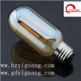 Bulbo do filamento do diodo emissor de luz de E27 3W, Ce/TUV/UL, 2 anos de garantia