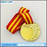 試供品の金はカスタム金属メダル賞の硬貨の記念品を刻む