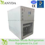 Tipo spaccato refrigeratore di acqua raffreddato aria