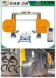 CNC Mármol y Granito alambre del diamante vio la máquina de corte de piedra / máquina cortador de piedra / piedra tallada