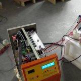 1つのボックスの30A-100A MPPTのコントローラが付いている太陽電池パネルのホームインバーターコントローラ