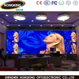 Module d'intérieur polychrome d'écran de la vente chaude DEL avec la régénération élevée