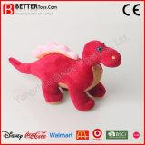 Dinosaur bon marché de jouet de peluche de peluche