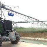 Машина полива спринклера бокового движения сада фермы самомоднейшая