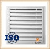 Grille d'aération en aluminium de renvoi de ventilation de qualité