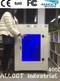impressora do tamanho 3D do edifício da elevada precisão 400X400X600mm de 0.02mm grande
