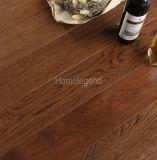 Suelo de madera dirigido nuez dura/suelo de madera de /Solid del suelo de la madera dura