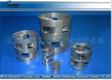 Uso del anillo del paño mortuorio del metal para la industria