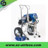 großer Kurzschluss-pumpenartige Spray-Lack-Maschine St500 des Fluss-5L/Min