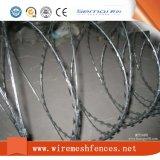 工場最もよい価格の熱い浸された電流を通されたかみそりの有刺鉄線