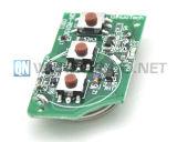 Qinuo Qn-Rd0150X 보편적인 손가락으로 튀김 키 433MHz 차 경보 키 바지의 시계 주머니