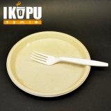 Cuchillería disponible de la fork de Eoc de la cuchara cómoda del cuchillo fijada con el material del almidón de maíz