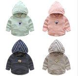 Одежды детей фуфаек Hoodie весны/осени способа мальчиков маленьких ребеят