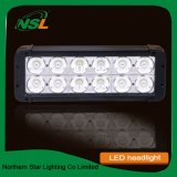 120W LED Light Bar Double Row para caminhão / Offroad / Bus / Taxi / SUV com Ce e Certificado RoHS