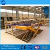 Linha de produção da placa de gipsita - 6 milhões de saída anual dos medidores quadrados