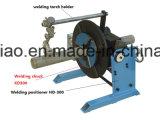 Mesa rotativa de soldagem para solda circular