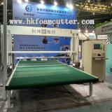 HK CNCの二重刃の輪郭の泡の切断の機械装置