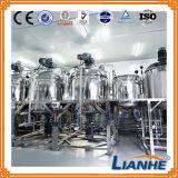 Vakuumhomogenisierung-pharmazeutischer/kosmetischer Sahnebildenmaschinen-Mischer
