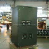 220V/380V 가정 에너지 시스템을%s 삼상 60kw 80kw 100kw 사인 파동 힘 변환장치