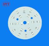Mehrschichtige Aluminium gedruckte Schaltkarte mit Qualität, gedrucktes Leiterplatte für unten Licht gedruckte Schaltkarte (HYY-032)