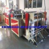 Vollautomatischer Shirt-Beutel, der Maschine herstellt