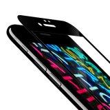 glace Tempered d'impression en soie de couverture totale de 9h 2.5D pour l'iPhone 7 (4.7 pouces) (0.4mm)