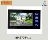 7 ' Doorbell do vídeo do sistema da entrada de porta da segurança Home da cor TFT LCD