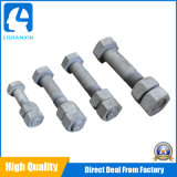 Boulons en acier et noix de qualité d'approvisionnement d'usine de la Chine