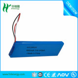 Batterie au lithium de polymère de grande capacité, batterie de tablette de 4000 mAh-13500mAh