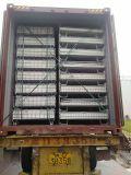 Mittlere Aufgaben-zusammenklappbarer faltbarer Metalldraht-Speicher-Rahmen