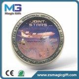 Progettare la medaglia per il cliente del premio di sport, la medaglia corrente del ricordo, metallo militare