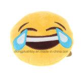 Заполненная подушка Emoji плюша Toys подушка Emoji оскала
