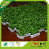 Couvre-tapis synthétique de sport d'herbe de gazon artificiel de mousse de PE de Waterpoofing