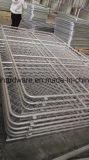 Cerca galvanizada al aire libre de la INMERSIÓN caliente de la seguridad/cerca del precio bajo (fábrica)