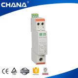 Popular com IEC e dispositivo protetor SPD do impulso aprovado do Ce