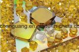 Cristal de Hpht de la placa cristalina del diamante solo