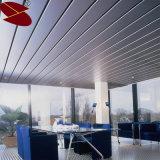 Tuiles blanches décoratives en aluminium en gros de plafond de bande de pouvoir de nettoyage
