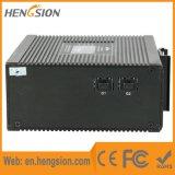 Interruptor industrial controlado da rede Ethernet do SFP do gigabit 10 portuário