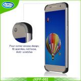 360 Grad-Volldeckung schützender dünner harter PC Handy-Fall mit ausgeglichenem Glas für Samsung S7