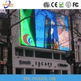 Tabellone per le affissioni esterno P16 (768*768mm) di colore completo LED