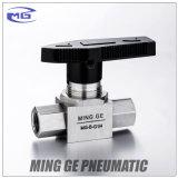 Hydraulisches Hochdruckkugelventil mit NPT und G-Gewinde (MG-B-NPT1/4, MG-B-G1/4)